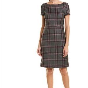 BROOKS BROTHERS SHEATH DRESS